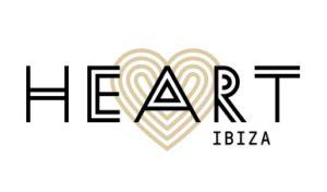 Logo Heart Negro